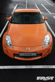 orange nissan 350z nissan 350z buying guide fast car