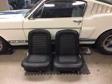 64 1 2 mustang fastback 1965 ford mustang seats ebay