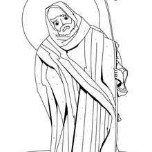 jesus virgin mary coloring pages hellokids