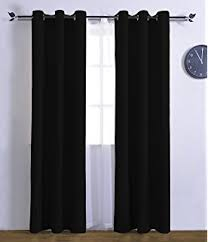 Light Block Curtains Best Home Fashion Thermal Insulated Blackout Curtains