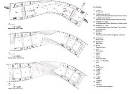 Auto Shop Plans Gallery Of Liantang Heung Yuen Wai Boundary Control Point Passager
