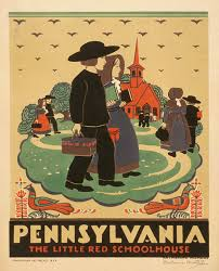 Pennsylvania travel art images Pennsylvania vintage travel poster prints and posters by keep jpg