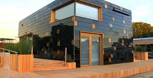 Solar Powered Home By Team Germany For Solar Decathlon Green - Solar powered home designs