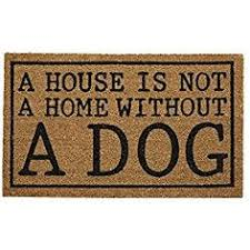 Wipe Your Paws Rubber Backed Wipe Your Paws Coir Doormat By Castle Mats Size 18 X 30 Inches