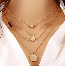 fashion necklace gold images Necklaces slim wallet company jpg