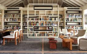collection home library interior design photos home