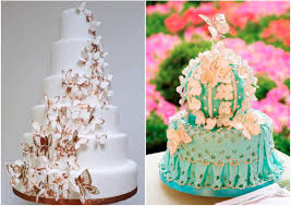 inspirations butterfly wedding cakes with butterfly cakes