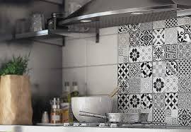 sticker meuble cuisine stickers carrelage cuisine 10 10 pour idees de deco de cuisine