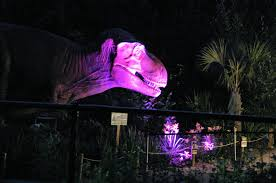 Stone Zoo Lights by Dinos After Dark