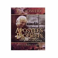 biblical gifts apostles prophets reclaiming the biblical gifts konga nigeria