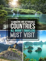 cheap travel destinations images Budget countries living nomads travel tips guides news jpg