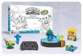 skylanders kicks off mornings and brightens up playtime with