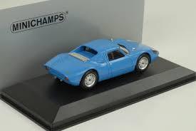 porsche 904 1964 porsche 904 carrera gts blue lechler minichamps 1 43 ebay