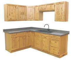 In Stock Rustic Birch Kitchen Cabinetry - Birch kitchen cabinets