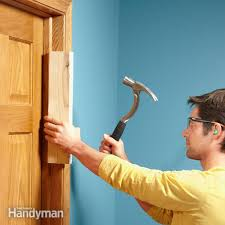 fix sagging or sticking doors family handyman