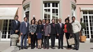 chambre de commerce franco mexicaine l ambassadrice rencontre le groupe d amitié franco mexicaine de la