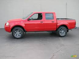 lifted 2003 nissan frontier 2004 aztec red nissan frontier xe v6 crew cab 2062353 gtcarlot