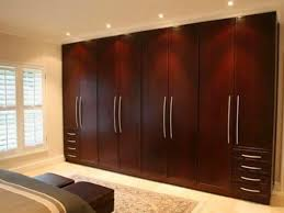 Bedroom Cabinets Designs Wooden Cabinets For Bedroom