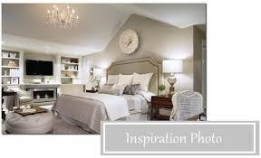 Neutral Bedroom Design - pretty u0026 neutral a master bedroom design plan emily a clark