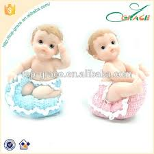 baptism figurines custom resin boy girl baptism gifts polyresin figurines baby