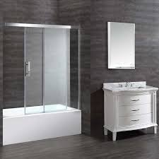 ove decors kathy 60 sliding bathtub door