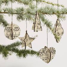 musical instrument christmas tree ornaments christmas lights