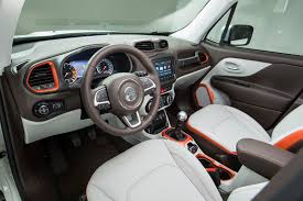 jeep renegade 2018 interior new jeep renegade starts from 16 995 in the uk