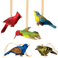 audubon birds christmas ornaments christmas ornaments holiday