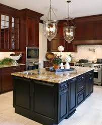 Cherry Kitchen Cabinets Traditional Kitchen Design Ideas Pictures Remodel And Decor