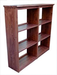 2 piece modular bookcase this solid pine bookcase is finished