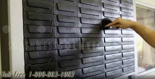 In Wall Security Cabinet Digital Rfid Wall Mount Locker Keyless Cabinet Cell Phones Wallets