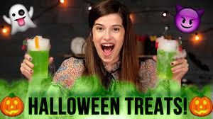 Diy Halloween Treats Diy Halloween Treats Spooktacular W Marissa Rachel Youtube
