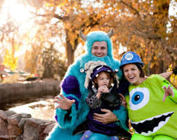 Mike Halloween Costume Sully Costume Etsy