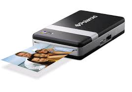 introduction to how ink free mobile photo printers work