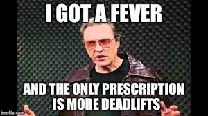 Christopher Walken Cowbell Meme - christopher walken fever memes imgflip
