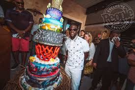 kevin hart celebrates 38th birthday at star studded irie weekend