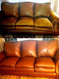 Leather Blend Sofa Blend It On Complete Leather Refinish Restore