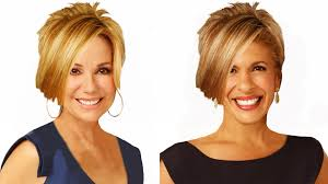 get kathie gifford u0027s curly hairstyle on today