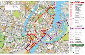 map of copenhagen copenhagen city sightseeing all lines sightseeing
