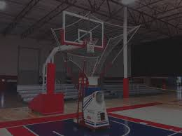Basketball Courts With Lights Inspire Courts Az