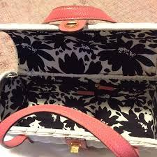 84 off kate spade handbags kate spade wicker bag from laura u0027s