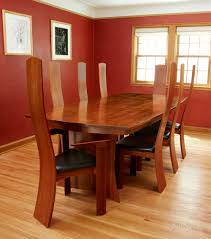 cherry dining room set u2014 woodzest