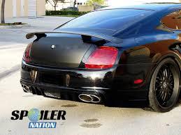 continental range 2003 2010 bentley 2003 2011 bentley gt coupe sport style rear wing spoiler