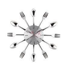 horloge de cuisine design cuisine design pendule murale collection avec horloge avec horloge