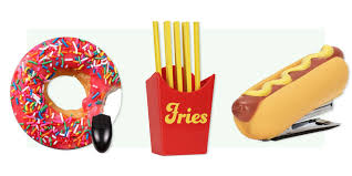 themed accessories 15 quirkiest desk accessories in 2017 food themed desk