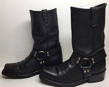 ferrini s boots size 11 ferrini 1029304110d mens smooth ostrich square toe black boots 11d