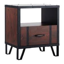 top industrial nightstands and bedside tables deals houzz