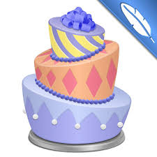 New Year Cake Decorating Games by Cake Doodle On The App Store
