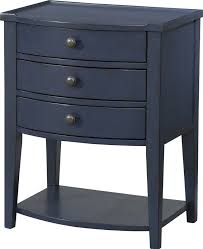 3 drawer accent table trisha yearwood home collection elijah 3 drawer accent chest