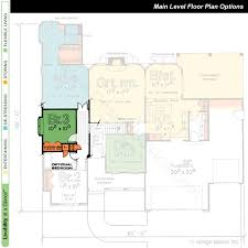 orchard 2818 traditional home plan at design basics
